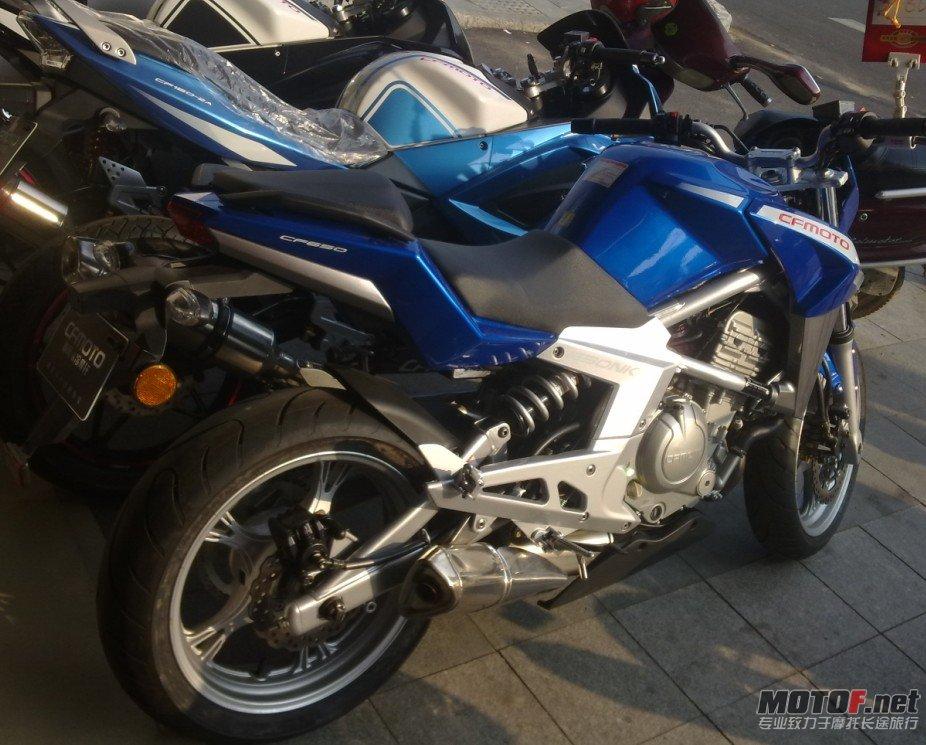 惠东惊现cf650 摩托车资料及图片库 国内最纯净的摩托车论高清图片