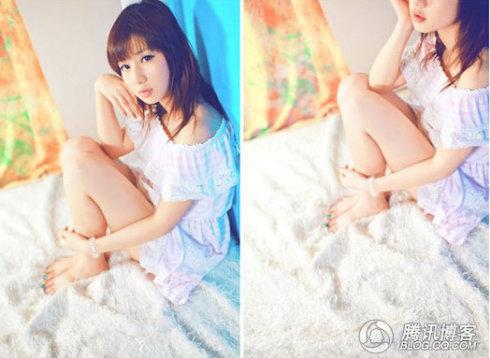 上海海事大学校花被誉最美女仆图片
